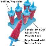 Tovolo 80-8001 Rocket Pop Mould